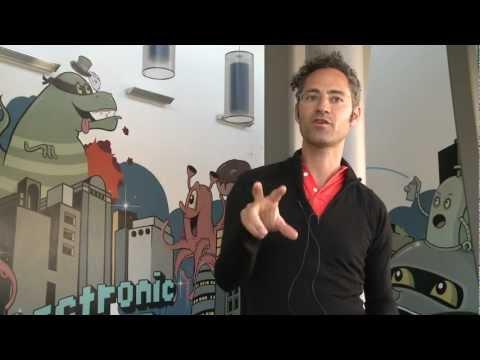 Technology Pioneer 2012 - Alexander Karp (Palantir)