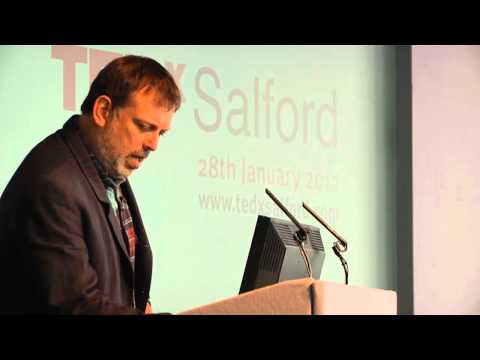 TEDxSalford - Tom Hingley - The Death of Copyright