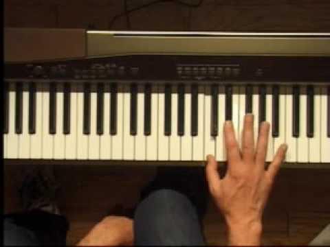Piano Lesson - Ab Major Triad Inversions (Right Hand)