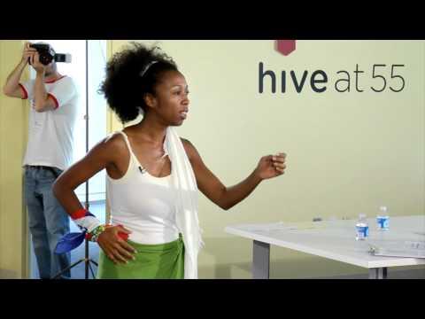 TEDxBroadStreetNY - Marie Eusebe - Haitian History in Spoken Word