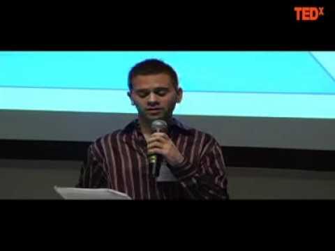 TEDxMcGill - Aaron Kahn - 11/05/09