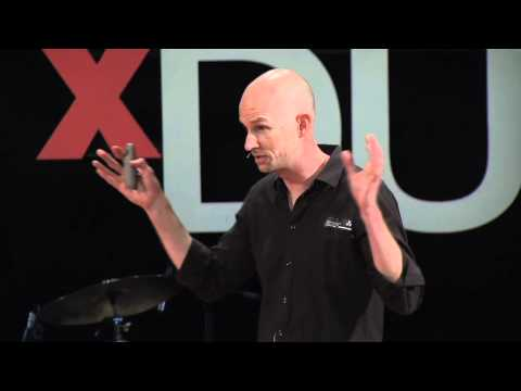 Tor Myhren at TEDxDU: The Daydreamer's Dilemma