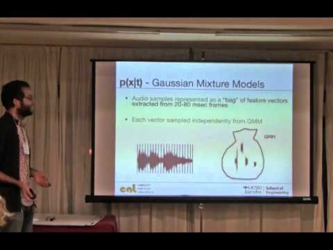 NIPS 2011 Music and Machine Learning Workshop: Automating Music Search and Recommendation