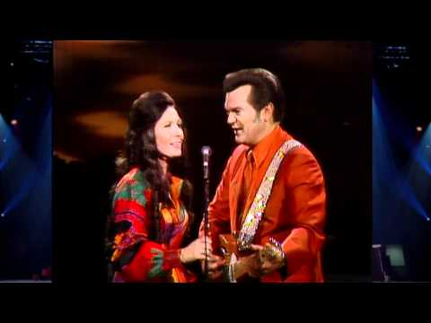 "OPRY MEMORIES | Conway Twitty and Loretta Lynn ""After the Fire is Gone"" 