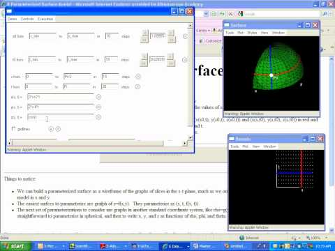 parametrized-surface-intro