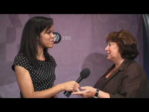 PBS at the TV Critics Press Tour | Susan Lacy interview