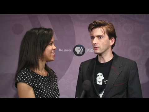 PBS at the TV Critics Press Tour |  David Tennant interview
