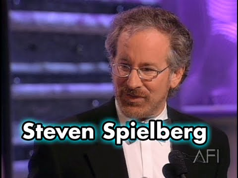 Steven Spielberg Salutes Harrison Ford at the AFI Life Achievement Award
