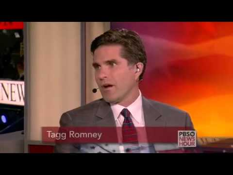 Tagg Romney Talks About Expectations for Dad's Big Speech