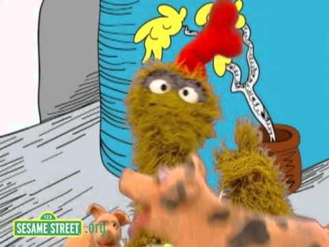 Sesame Street: Rotten Eggs and Jam