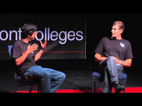 TEDxClaremontColleges - Paul Zak - A Conversation with Dr. Love
