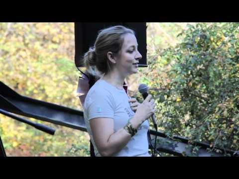 TEDxNicholsArboretum - Cara and Karl Rosaen - Real Time Farms