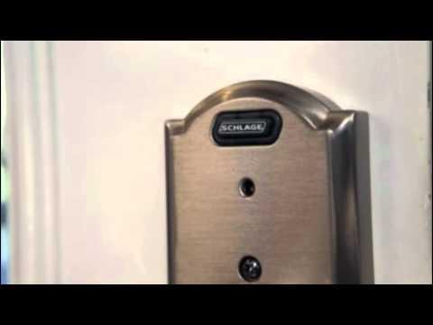 Schlage Keyed Entry Alarm Lock Programming
