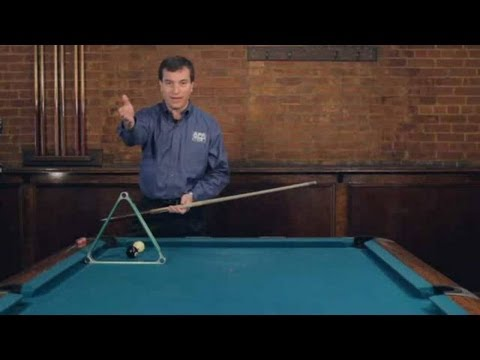Pool Trick Shots / Classic Shots: Jump through the Rack