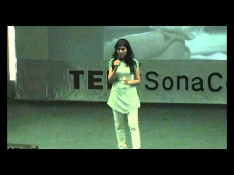 TEDxSonaCollege - Nikita Singh - Do what you Love!