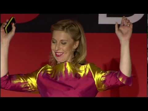 TEDxBinnenhof - Claire Boonstra - Birth of my dream: using interactive print for better education