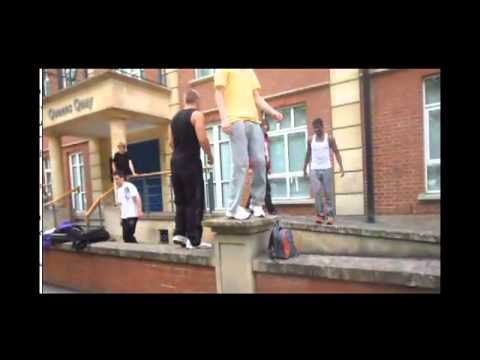 Youth Cultures 2 - Parkour Bristol
