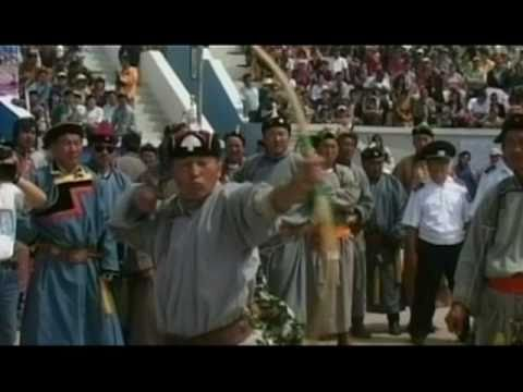 Naadam, Mongolian traditional festival