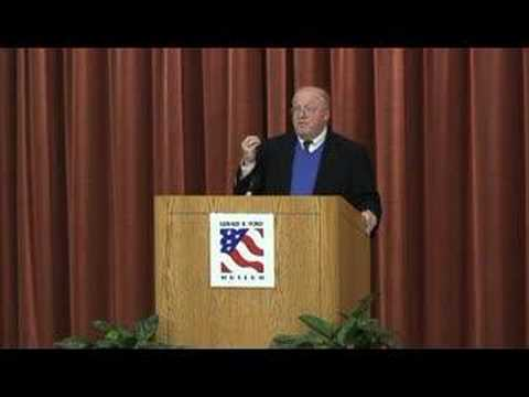 Richard Norton Smith on Gerald Ford, Part 3 (of 10)