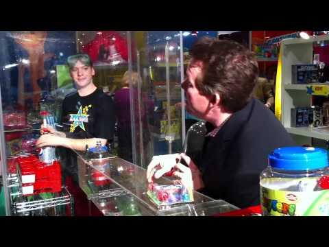 Spangler-Mentos-Geyser-Toys-Rocket-Car