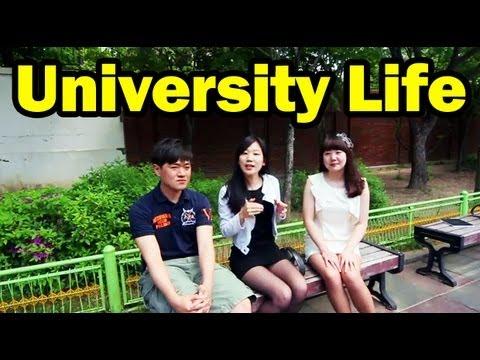 TTMIK Talk - University Life