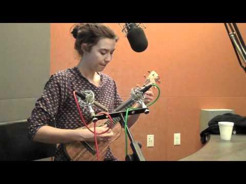 The World: Irish Singer-Songerwriter Lisa Hannigan