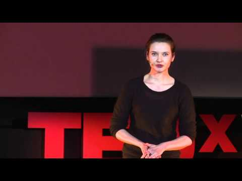 TEDxWarsaw - Barbara Kinga Majewska - The sound of voice