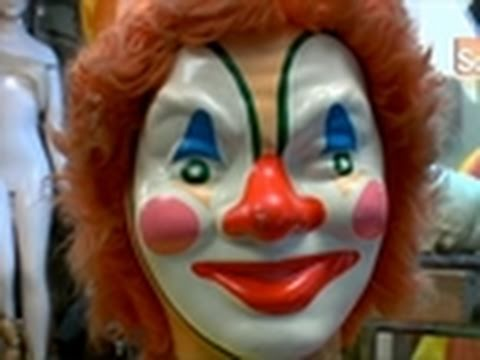 Oddities- Clowning Around
