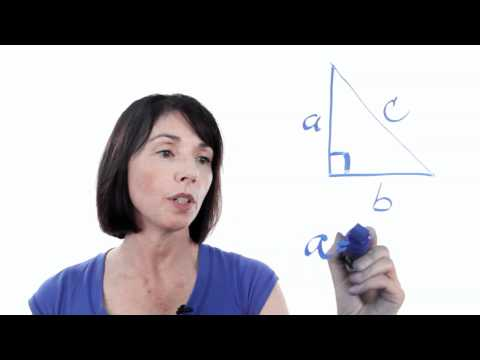 The Pythagorean Theorem - Quiz