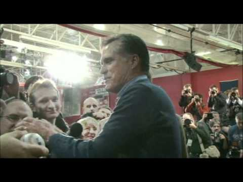 Romney on Defense Before New Hampshire Vote as GOP Hopefuls Jockey for Support