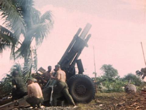 World War II in HD: Kwajalein