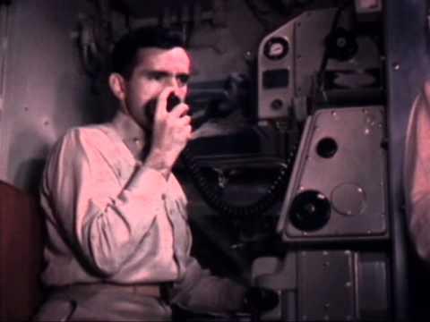 USS Nautilus Operation Sunshine (1959)