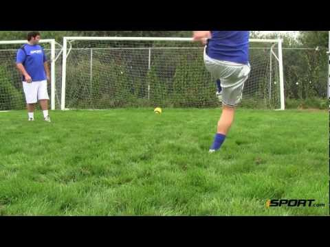 Soccer Shooting Drills: Shooting on the Move