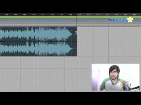 Trimming Regions - Pro Tools 9