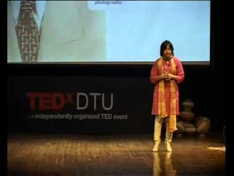 TEDxDTU-Saloni-Challenges of a young social enterprise