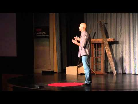 Reality Is Simply Story Realized: Mike Ramsdell at TEDxBermuda