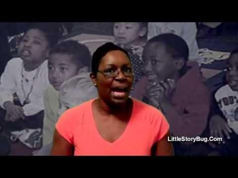 Preschool Halloween Song - 5 Little Pumpkins - Littlestorybug