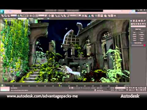 Subscription Advantage Pack Demo: 3ds Max/3ds Max Design 2011