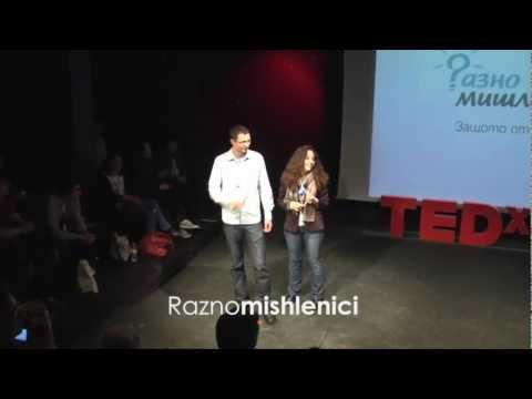 TEDxNBU - Raznomishlenici - How we can establish a better civil society