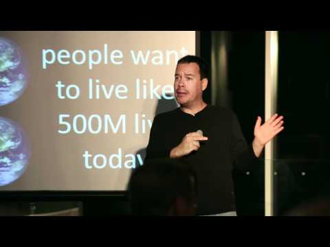 TEDxTelAvivSalon - Yanki Margalit - 3 Steps To Save Mankind