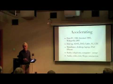Steve Kaufmann - Language Learning in the Age of the iPad - Part 1 of 6