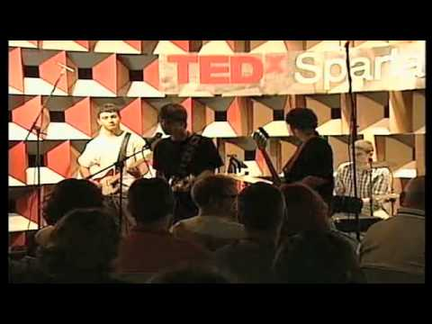 TEDxSpartanburg - The Wheresville Project - Music Performance