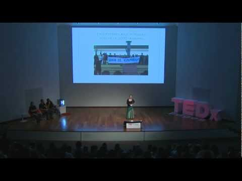 "TEDxEdges 2011 - Naila von Mendelssohn - ""Education for the youth of the world"""