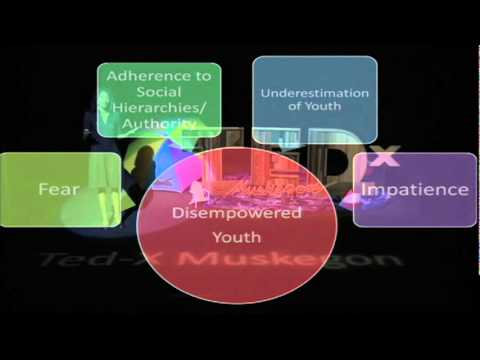 TEDxMuskegon - Natasha Thomas-Jackson - How Youth Engagement Can Transform Communities