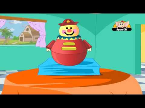 Nursery Rhyme - Roly Poly