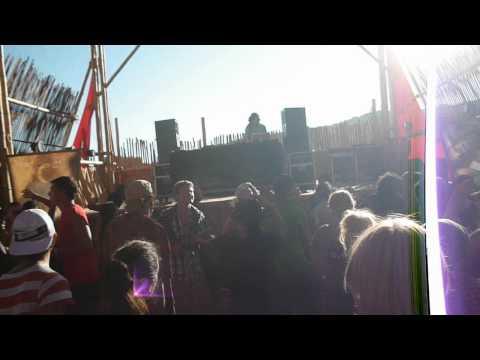 Tom Cosm Live @ Boom Festival 2012