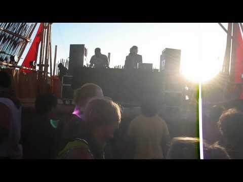 Tom Cosm Live @ Boom Festival 2012 Intro