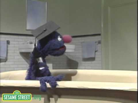 Sesame Street: Professor Grover: Tub Tips