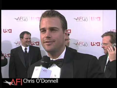 What's Your Favorite Movie CHRIS O'DONNELL?