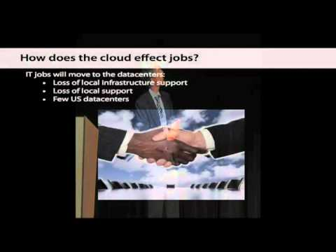 TEDxHISD -- Thomas Greenlee - Why should you care about the cloud?